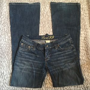 Level 99 Jeans | Flare | 26x32